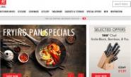 ZWILLING双立人英国网上商店:德国刀具锅具厨具品牌