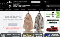 英国领先的时尚配饰和手袋批发网站:Acess