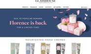 澳大利亚制造的蜡烛和扩散器:Glasshouse Fragrances