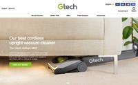 Gtech官方网站:地毯清洁器、吸尘器及园艺设备