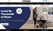 Infababy英国:婴儿推车、Travel System婴儿车和婴儿汽车座椅销售