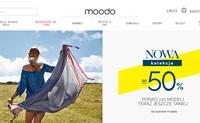 波兰现代女性服装品牌:MOODO
