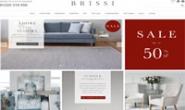 英国著名的家居品牌:Brissi