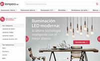 西班牙灯具网上商店:Lampara.es