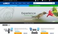 高清安全摄像头系统:Lorex Technology