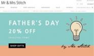 北爱尔兰领先的独立时装零售商:Mr & Mrs Stitch