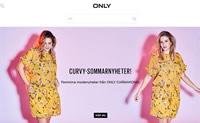 ONLY瑞典官网:世界知名服装品牌
