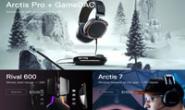 SteelSeries赛睿官网:游戏外设和配件的领先制造商(耳机、键盘、鼠标和鼠标垫)
