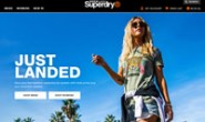 Superdry加拿大官网:英国潮牌极度干燥