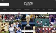 英国最大的正宗复古足球衫制造商和零售商:TOFFS
