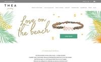 比利时个性化珠宝/名字珠宝:Thea Jewelry