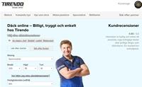 瑞典轮胎在线:Tirendo.se