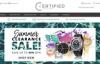 美国男士和女士奢侈品折扣手表购物网站:Certified Watch Store