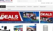 英国电器零售商:PRC Direct