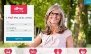 美国50岁以上单身人士约会平台:SilverSingles