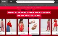 ASOS比利时:英国线上零售商及自有品牌
