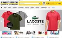 荷兰在线体育用品商店:Avantisport.nl