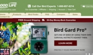 适用于家庭或企业的鸟类控制解决方案:Bird Control Pro