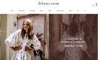 Blancsom美国/加拿大:服装和生活用品供应商