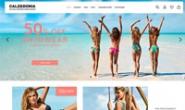 Calzedonia美国官网:意大利风格袜子、打底裤和沙滩装