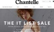 Chantelle仙黛尔内衣美国官网:法国第一品牌内衣