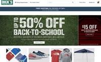 美国迪克体育用品商店:DICK'S Sporting Goods