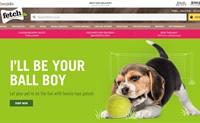 来自Ocado的宠物商店:Fetch
