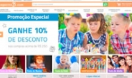 巴西最大的派对用品网上商店:Magazine 25