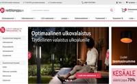 芬兰灯具网上商店:Nettilamppu.fi