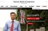 世界闻名的衬衫制造商:Savile Row Company