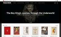 世界领先的艺术图书出版社:TASCHEN