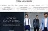 澳大利亚百货商店中销量第一的商务衬衫品牌:Van Heusen