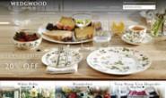 wedgwood加拿大官网:1759年成立的英国国宝级陶瓷餐具品牌