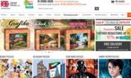 欧洲最大的拼图游戏商店:JigsawPuzzle.co.uk
