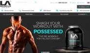 英国最大的运动营养公司之一:LA Muscle