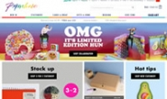 英国创新设计文具、卡片和礼品包装网站:Paperchase
