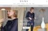 英国领先的大码时装品牌之一:Elvi