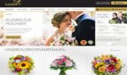 德国在线订购鲜花:Fleurop