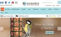 英国领先的野生鸟类食品供应商:GardenBird