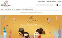 Godiva巧克力英国官网:比利时歌帝梵巧克力