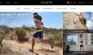 性能服装:HYLETE