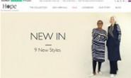 英国时尚优质的女装:Hope Fashion