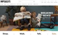 荷兰婴儿和儿童有机服装品牌:IMPS&ELFS
