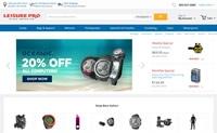 美国潜水装备、水肺潜水和浮潜设备商店:Leisure Pro