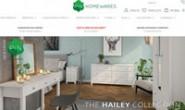 英国现代家具和装饰网站:P&N Homewares
