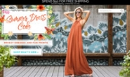 红色连衣裙精品店:Red Dress Boutique