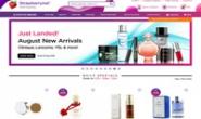 Strawberrynet草莓网新加坡站:护肤、彩妆、香水及美发产品