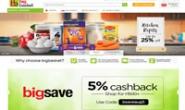 印度在线杂货店:bigbasket