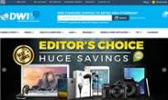 澳大利亚数码相机和电子产品购物网站:Digital World International