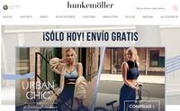 Hunkemöller西班牙:欧洲最大的内衣连锁店